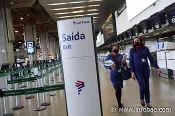 La aerolínea Latam se declaró en quiebra por el coronavirus - infobae