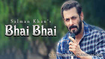 Salman Khan gives fans a special gift on Eid as he drops 'Bhai Bhai' song online despite 'Radhe: You Most Wanted Bhai' release getting stalled