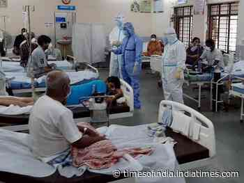 Coronavirus live updates: Covid-19 tally in India rises to over 1.45 lakh cases, death toll at 4,167 - Times of India