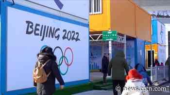 Beijing 2022 Winter Olympics venues complete green energy trial - CGTN