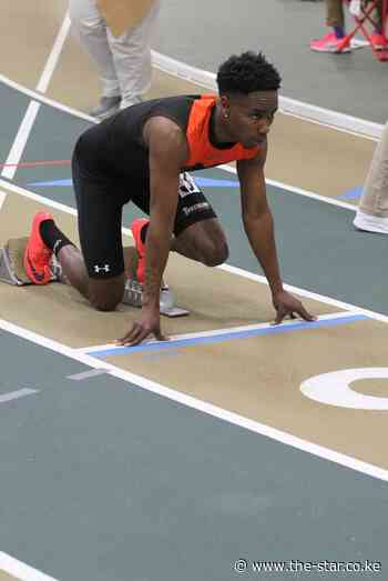 Upcoming hurdler Saruni keen on Tokyo Olympics - The Star, Kenya