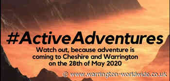 Active Adventures coming to Warrington in honour of the Olympics - Gary Skentelbery
