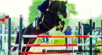 Equestrian Fouaad Mirza has given up on social media prior to Olympics, calls it 'small sacrifice with big returns' - Economic Times