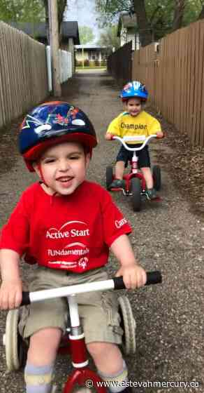 Estevan's Walliser family a leader in fundraising for Special Olympics - Estevan Mercury