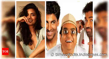 Esha on not being a part of  Hera Pheri 3