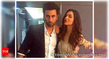Throwback: Ranbir & DP's first movie date