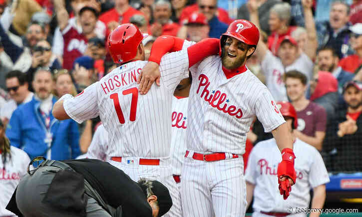 Phillies Nation Roundtable: First or second half production from Phillies stars?