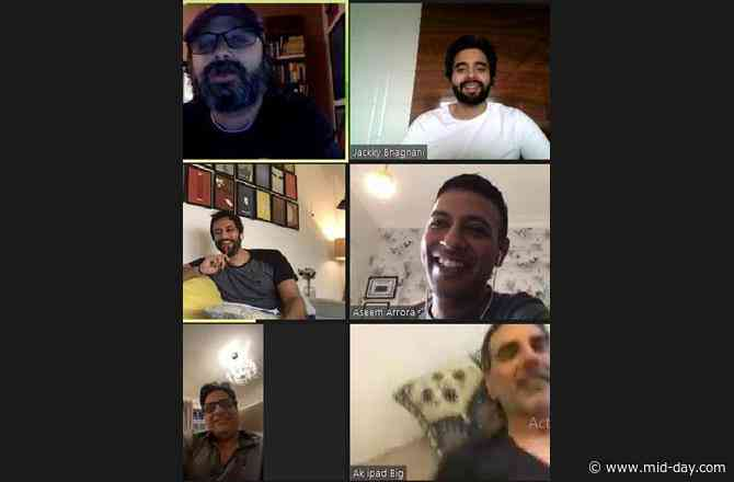 Bell Bottom: It's a 6 am script narration with Akshay Kumar and team