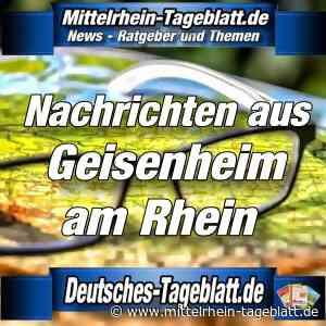 Geisenheim am Rhein - Hinweis auf eine Druck- und Mengenmessung im Wasserleitungsnetz im Stadtteil Marienthal - Mittelrhein Tageblatt