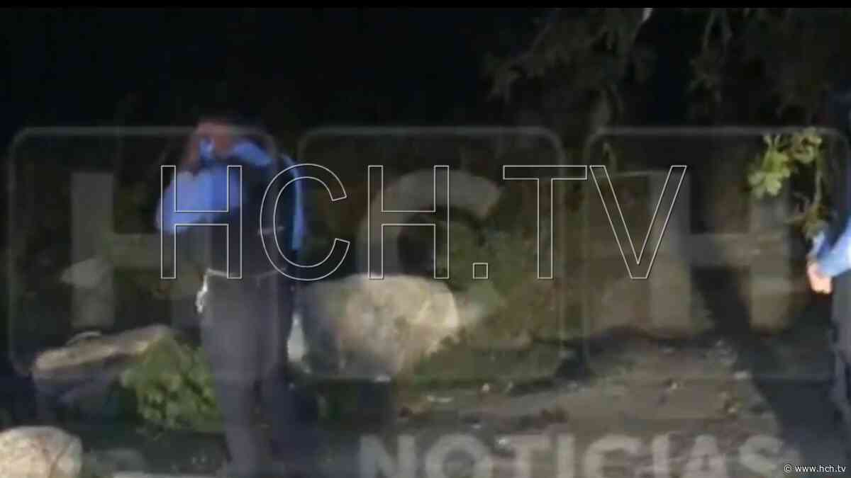 Encuentran a una persona muerta en el barrio La Jutosa de Choloma Cortés - hch.tv
