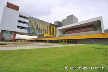 Obras do Hospital Regional de Castanhal avançam para atender a população - Para