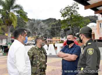 Autoridades median en conflicto interétnico en Mistrató - El Diario de Otún