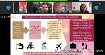 En marcha estrategia de turismo en el Istmo de Tehuantepec - Vértigo Político