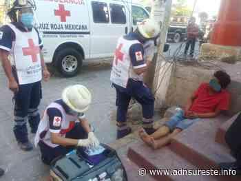 Por problemas familiares un joven intenta suicidarse en Tehuantepec (09:45 h) - ADNl sureste