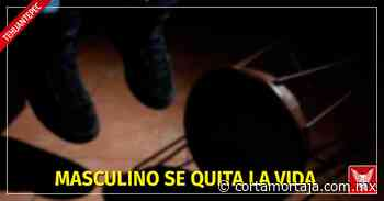 Masculino se quita la vida en Tehuantepec - Cortamortaja, Agencia de Noticias