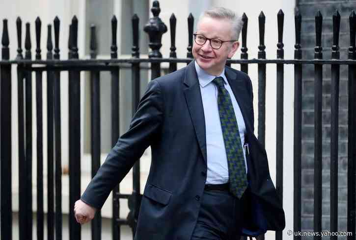 Gove defends PM's adviser Cummings: he's a man of honour and integrity