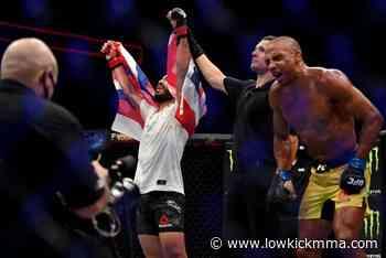 Dan Ige Open To Giving Edson Barboza Rematch   LowKickMMA.com - LowKick MMA