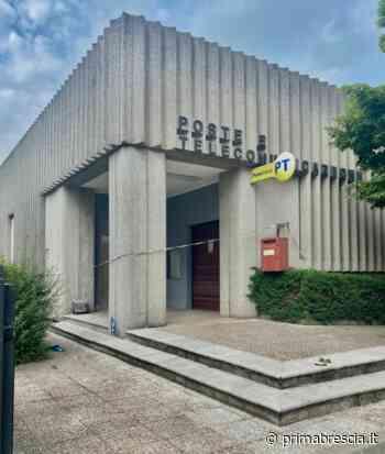 L'ufficio postale di Calcinato è pronto alla riapertura: sportelli aperti dal 25 maggio - Brescia Settegiorni