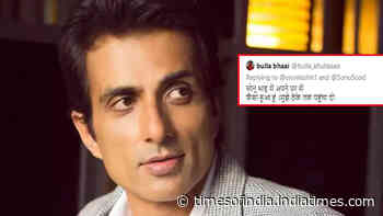 Twitter user asks Sonu Sood to help him arrange transport from 'home to theka', actor's reaction is priceless