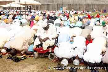 Eid-el-fitr: Muslims hold peaceful prayers in Okene - The News