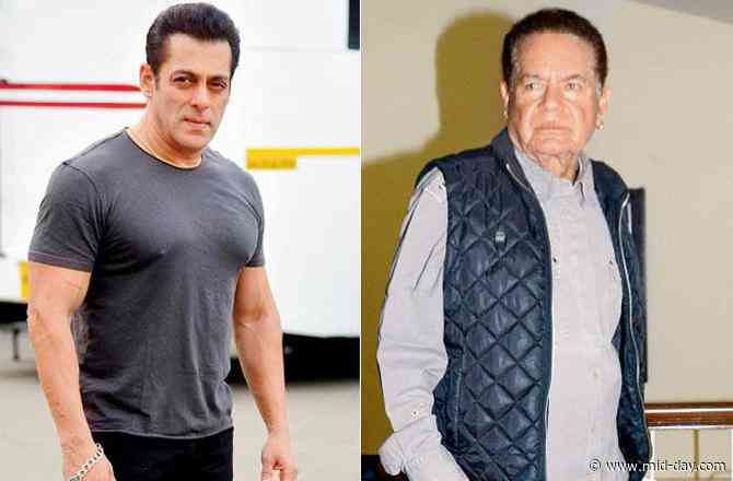 How did Salim Khan spend his time at home on Eid without Salman Khan? The veteran writer opens up