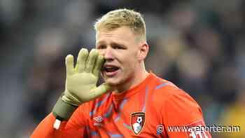 Aaron Ramsdale: Bournemouth goalkeeper announces positive coronavirus test | Football News - Armenian Reporter