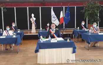 Municipales à Chelles : Brice Rabaste entame son deuxième mandat de maire - Le Parisien