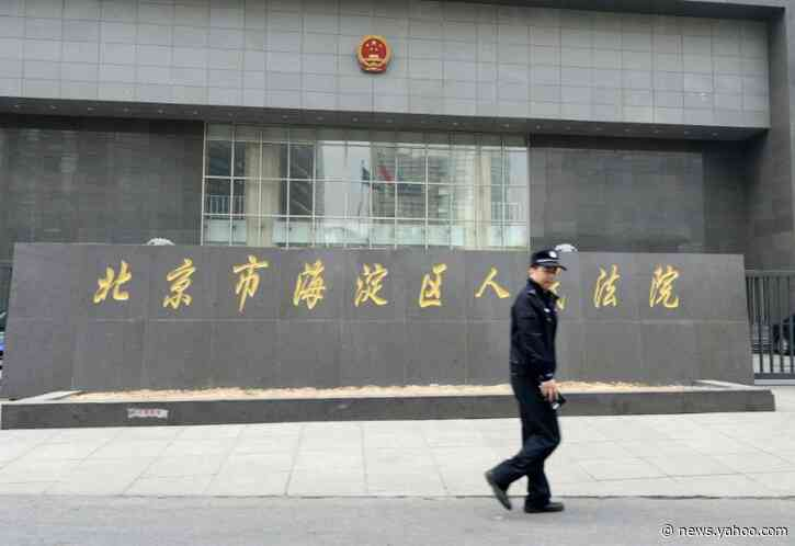 Corruption prosecutions nearly double in China over last year