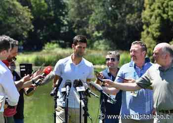 Novak Djokovic dà vita all'Adria Tour. Già confermati Thiem e Dimitrov - TennisItaliano.it