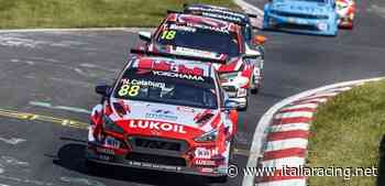 Il WTCR resta in Europa Sei eventi con finale ad Adria - WTCR - Italiaracing.net