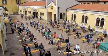 A Mattarello la messa è all'aperto - Trentino