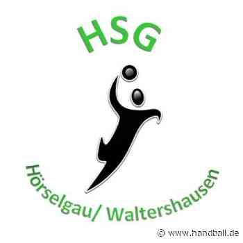 """HSG Hörselgau/Waltershausen T-Shirt """"Handball HERO"""" + 10 Euro Spende - Handball.de"""