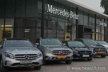 Mercedes Benz India Launches Flexible Finance Option for Customers, No EMI for 3 Months - News18