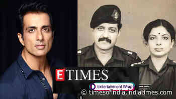 Sonu Sood's epic reply to a man asking to arrange transport to liquor shop; Priyanka Chopra shares throwback pic of parents proudly posing in army uniforms, and more...