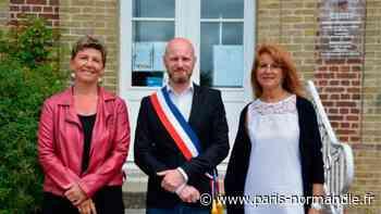 Municipales 2020. Yoann Colin, maire de Tourville-sur-Arques, installé dans ses fonctions - Paris-Normandie