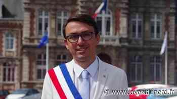 Benoît Roussel officiellement aux commandes de la ville d'Arques - La Voix du Nord