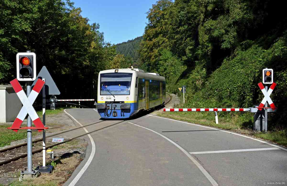Fährt der Wiesel auf der Bahnstrecke bald bis Welzheim? - Welzheim - Zeitungsverlag Waiblingen