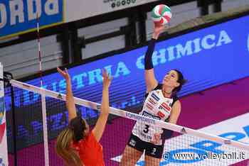 Busto Arsizio: Ufficiale, ingaggiata la centrale Olivotto - Volleyball.it - Volleyball.it