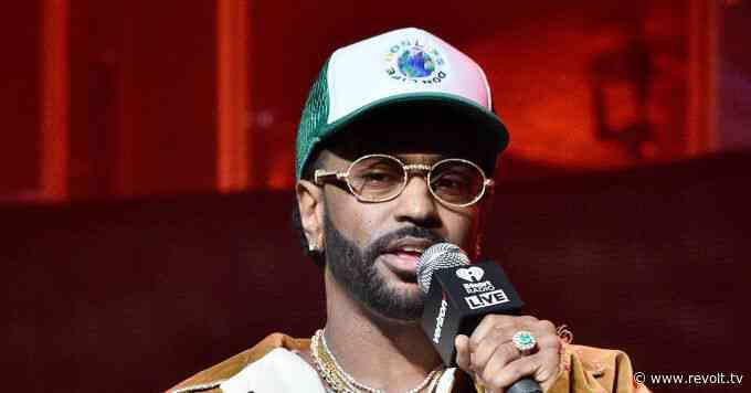 """Big Sean is putting the """"finishing touches"""" on 'Detroit 2' - REVOLT TV"""