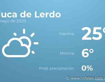 Previsión meteorológica: El tiempo hoy en Toluca de Lerdo, 26 de mayo - infobae