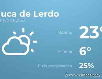 Previsión meteorológica: El tiempo hoy en Toluca de Lerdo, 23 de mayo - infobae