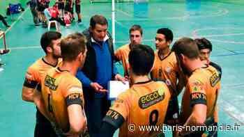 Volley-ball – N3 : Maromme/Canteleu, la belle histoire d'une renaissance - Paris-Normandie