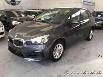 Vendo BMW Serie 2 Active Tourer 216i Advantage nuova a Olgiate Olona, Varese (codice 7497942) - Automoto.it