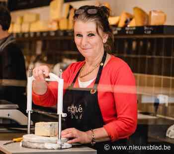 """Linda (56) verkoopt nu meer dan ooit: """"Ik wil niet triomfantelijk overkomen want dit gaat ten koste van de horeca en de marktkramers"""" - Het Nieuwsblad"""