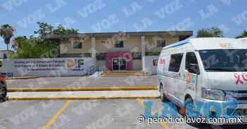 Roban tinaco de edificio oficial - Periódico La Voz