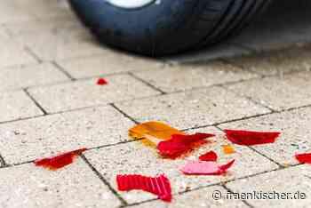 Heilsbronn: +++ Durch Unachtsamkeit Verkehrsunfall mit drei Verletzten verursacht +++ - Fränkischer.de