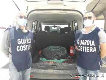 Verbalizzato dalla Guardia Costiera di Pozzallo per contrasto alla pesca illegale - Radio RTM Modica