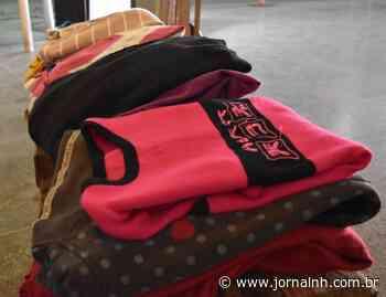 Campanha do agasalho começa a mobilizar doações em Sapiranga a partir de segunda-feira - Jornal NH