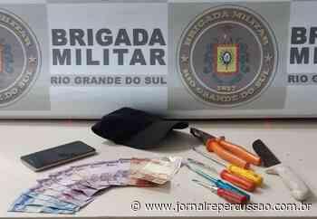 Brigada Militar efetua prisão em Sapiranga – Jornal Repercussão - Jornal Repercussão