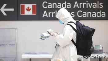 Thousands still flying into Canadian airports despite COVID-19 restrictions